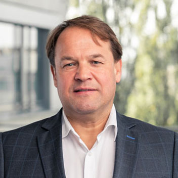 Picture of Reinhard Binder - Managing Partner of binder|consulting